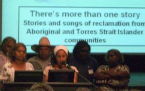 аборигены из Херманнсбурга, Австралия; фото Дарьи Кутузовой, 2008