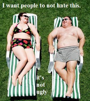 """""""Я бы хотела, чтобы люди перестали это ненавидеть. Это не уродливо""""."""